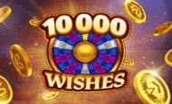 uk online slots such as 10,000 Wishes