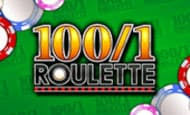 uk online slots such as 100 to 1 Roulette
