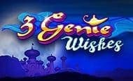 uk online slots such as 3 Genie Wishes