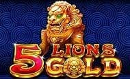 UK Online Slots Such As 5 Lions Gold