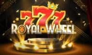 uk online slots such as 777 Royal Wheel