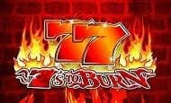 UK Online Slots Such As 7s to burn