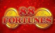 uk online slots such as 88 Fortunes
