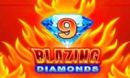 uk online slots such as 9 Blazing Diamonds