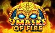 UK Online Slots Such As 9 Masks of Fire