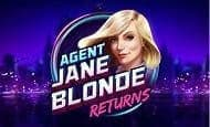 UK Online Slots Such As Agent Jane Blonde Returns