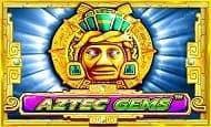 uk online slots such as Aztec Gems