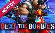 uk online slots such as Beat the Bobbies Jackpot