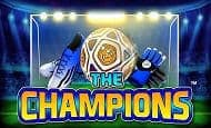 uk online slots such as The Champions