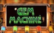 uk online slots such as Gem Machine