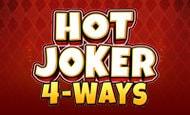 uk online slots such as Hot Joker 4 Ways