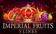 uk online slots such as Imperial Fruits: 5 lines