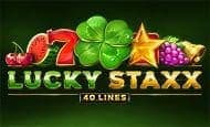 uk online slots such as Lucky Staxx: 40 Lines