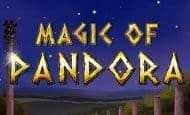 uk online slots such as Magic of Pandora