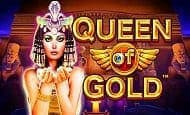 uk online slots such as Queen of Gold