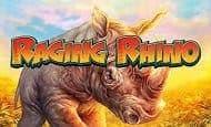uk online slots such as Raging Rhino