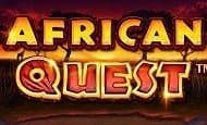 uk online slots such as African Quest