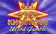uk online slots such as All Star Knockout Extra Gamble