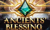 UK Online Slots Such As Ancients' Blessing