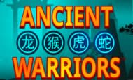 uk online slots such as Ancient Warriors