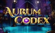 uk online slots such as Aurum Codex