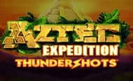uk online slots such as Aztec Expedition Thundershots