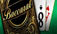 uk online slots such as Baccarat 2