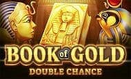 uk online slots such as Book of Gold: Double Chance