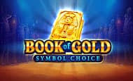 uk online slots such as Book of Gold: Symbol Choice