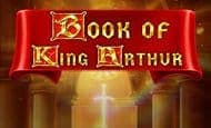 uk online slots such as Book of King Arthur