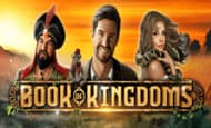 uk online slots such as Book of Kingdoms