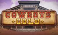 UK online slots such as Cowboys Gold