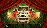 uk online slots such as The Curious Cabinet