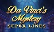 UK Online Slots Such As Da Vinci's Mystery