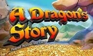 uk online slots such as A Dragon's Story