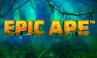 uk online slots such as Epic Ape