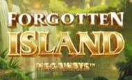 uk online slots such as Forgotten Island Megaways