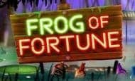 uk online slots such as Frog of Fortune