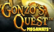 uk online slots such as Gonzo's Quest Megaways