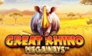 uk online slots such as Great Rhino Megaways