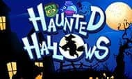 uk online slots such as Haunted Hallows