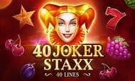 uk online slots such as 40 Joker Staxx