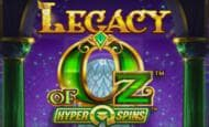 uk online slots such as Legacy of Oz