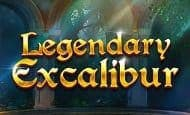 uk online slots such as Legendary Excalibur