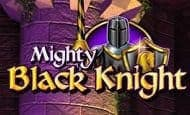 uk online slots such as Mighty Black Knight
