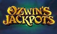 uk online slots such as Ozwin's Jackpots