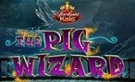 uk online slots such as The Pig Wizard JPK