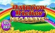 uk online slots such as Rainbow Riches Megaways Buy Pass
