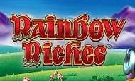uk online slots such as Rainbow Riches Cluster Magic