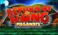uk online slots such as Return of Kong Megaways